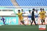 광주, 전북에 1-0 승.. 창단 첫 전북전 승