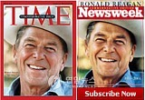 다시 부르고 싶은 대통령 1·2위는 레이건과 케네디