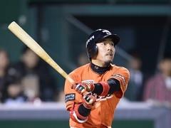 이용규 시즌 1호 홈런, 한화 팀 3400홈런 달성