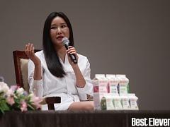 김정미가 여자축구에 전하는 희망 메시지