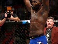 'UFC 랭킹 1위' 존슨, 9월 2일 한국 방문한다