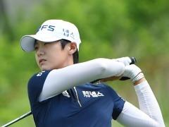 박성현, 고원지대서 복병 만나..시즌 최악의 라운드