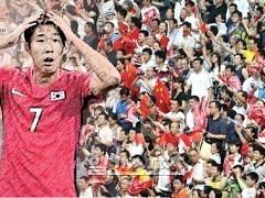 3만 중국의 역습?..상암은 '한국 축구의 땅'이다
