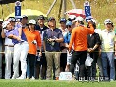 '쾌조의 출발' 강성훈, PGA 더 바클레이스 공동 7위