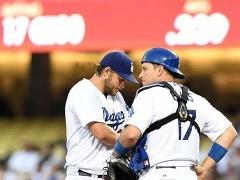 """다저스 떠나는 엘리스, """"커쇼와 함께 울었다"""""""