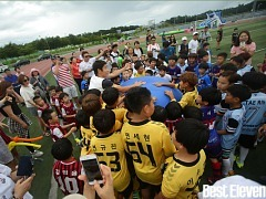 이근호 자선축구대회, 어린이에게 추억 선물하다