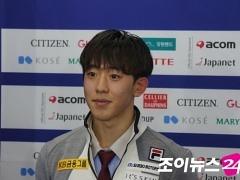 """각오 새롭게 다진 김진서 """"세계선수권에 집중할게요"""""""