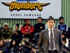 """'진땀승' 삼성 이상민 감독 """"준비가 많이 부족했다"""""""