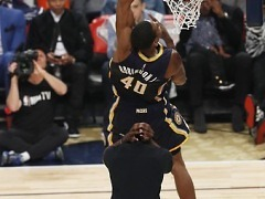 인디애나 로빈슨, NBA 올스타전 덩크슛 챔피언