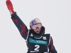 제임스·클라크, 평창 스노보드 우승..클로이 김 4위