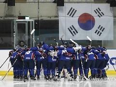 여자 아이스하키, 4월 6일 강릉서 남북대결