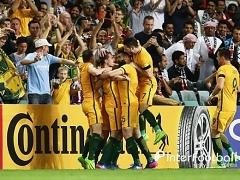 '렉키 쐐기골' 호주, UAE에 2-0 승..2위 도약