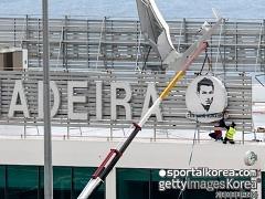 호날두의 엄청난 존재감, 공항 명칭도 '호날두 공항'