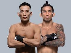곽관호, UFC 싱가포르 대회 출전..러셀 돈과 대결