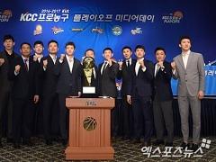 '자신감 넘치는' PO 6팀, 우승 향한 본격 레이스