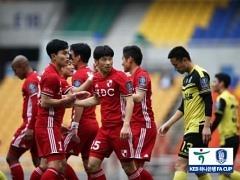 [FA컵] 부산, 김포 4-0 완파하고 32강 진출