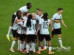 '벤테케 2골' 벨기에, 러시아와 3-3 무승부