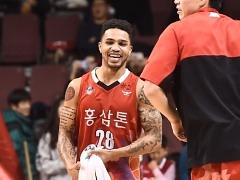 KGC 사익스, 정규시즌 6R MVP 선정