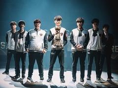SKT, G2 거센 저항 꺾고 대회 우승 차지