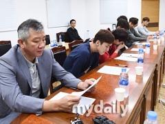 허재호, 26일 진천서 동아시아 선수권 결단식 개최