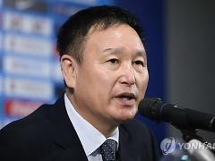 '슈틸리케 후임' 축구대표팀 감독에 허정무 '유력'