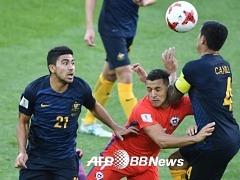 '컨페드컵 탈락' 호주-뉴질랜드, 그래도 19억 벌었다