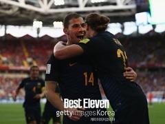 호주의 럭비 축구, '남미 챔프' 칠레 놀라게 하다