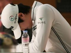 '벙커샷 문제 반복' 박성현, LPGA 공동 19위