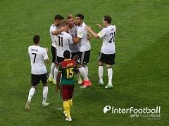 [컨페드컵] 독일,  카메룬에 3-1 승..멕시코와 대결