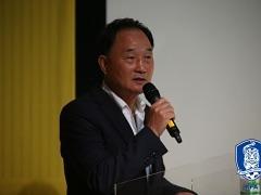 대한축구협회, 새 기술위원장에 김호곤 부회장 선임