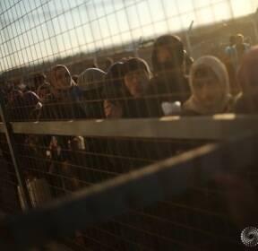 연료 부족으로 고통 받는 이라크 피난민들
