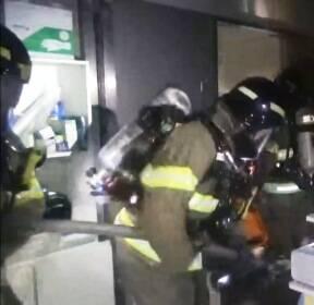 강남 성형외과에서 불..환자 등 150명 대피