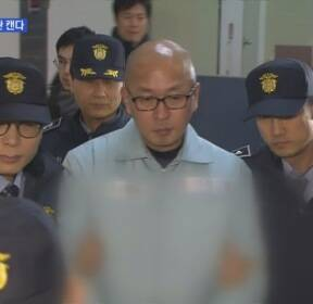 대통령 탄핵심판 8차 변론기일..문화계 비리 집중 신문