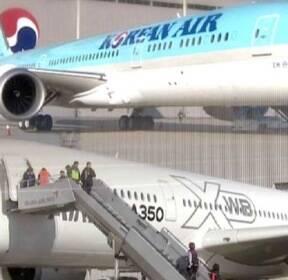 대형 항공사들 '차별화' 경쟁..고효율·친환경 항공기 도입
