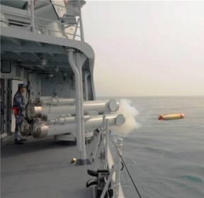 중국, 북해함대 훈련 모습 공개
