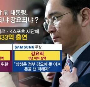 """[직설] """"박근혜 전 대통령, 오늘은 '엮였다' 표현 못 쓸 것"""""""