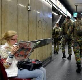 맨체스터 폭탄 테러 후, 경계 강화에 나선 벨기에