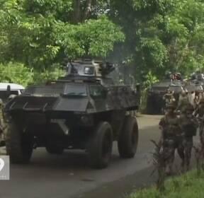 필리핀 'IS 추종' 소탕 작전..44명 사망