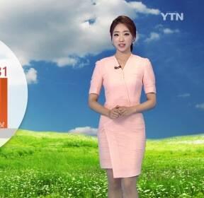 [날씨] 오늘 여름 더위..자외선 주의