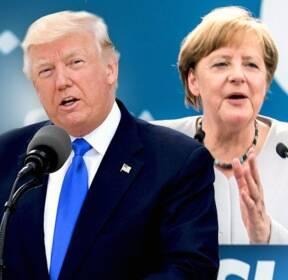 '70여 년 대서양동맹' 트럼프로 인해 균열 조짐