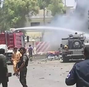 아프간 자폭테러로 36명 숨져..라마단 기간 테러 극성