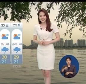[날씨] 비 내리며 폭염 차츰 누그러져..내일도 전국 소나기