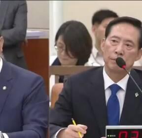 """송영무, 넉달 뒤 또 음주?..""""동기가 운전"""""""