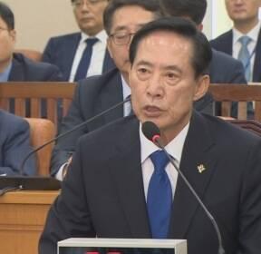 송영무 '軍저항세력' 거론..인적쇄신 시사