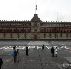 멕시코 언론인들, 언론인 살해범 검거 촉구 시위