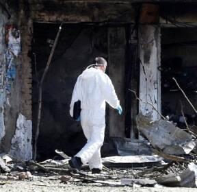아프간 카불서 버스 목표 차량 폭탄 테러 발생