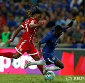 [인터내셔널 챔피언스컵] 바이에른 뮌헨, 첼시에 3-2 승