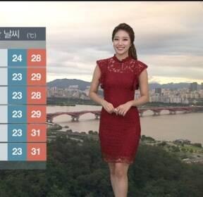 [날씨] 중북부 강한 비.. 예년보다 약간 선선