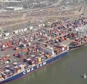 美·中 가시돋힌 설전..무역 전쟁은 '미지수'