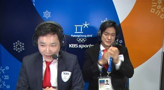 박재민 해설위원, ´배추 보이´ 이상호 선수의 은메달 소식에 ˝글썽˝ [KBS]